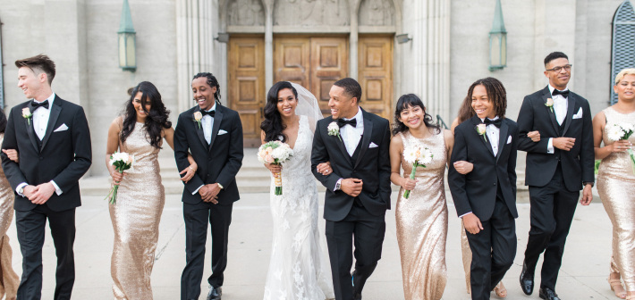 Marina Del Rey Wedding : Sonia + Brandon