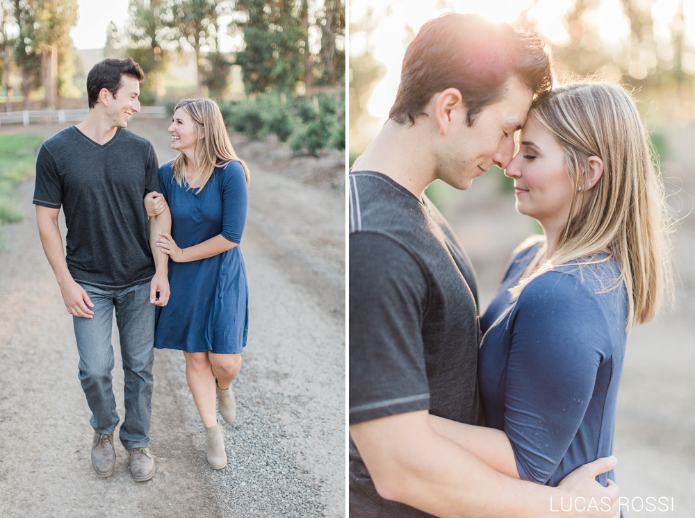 Walnut Grove Engagement