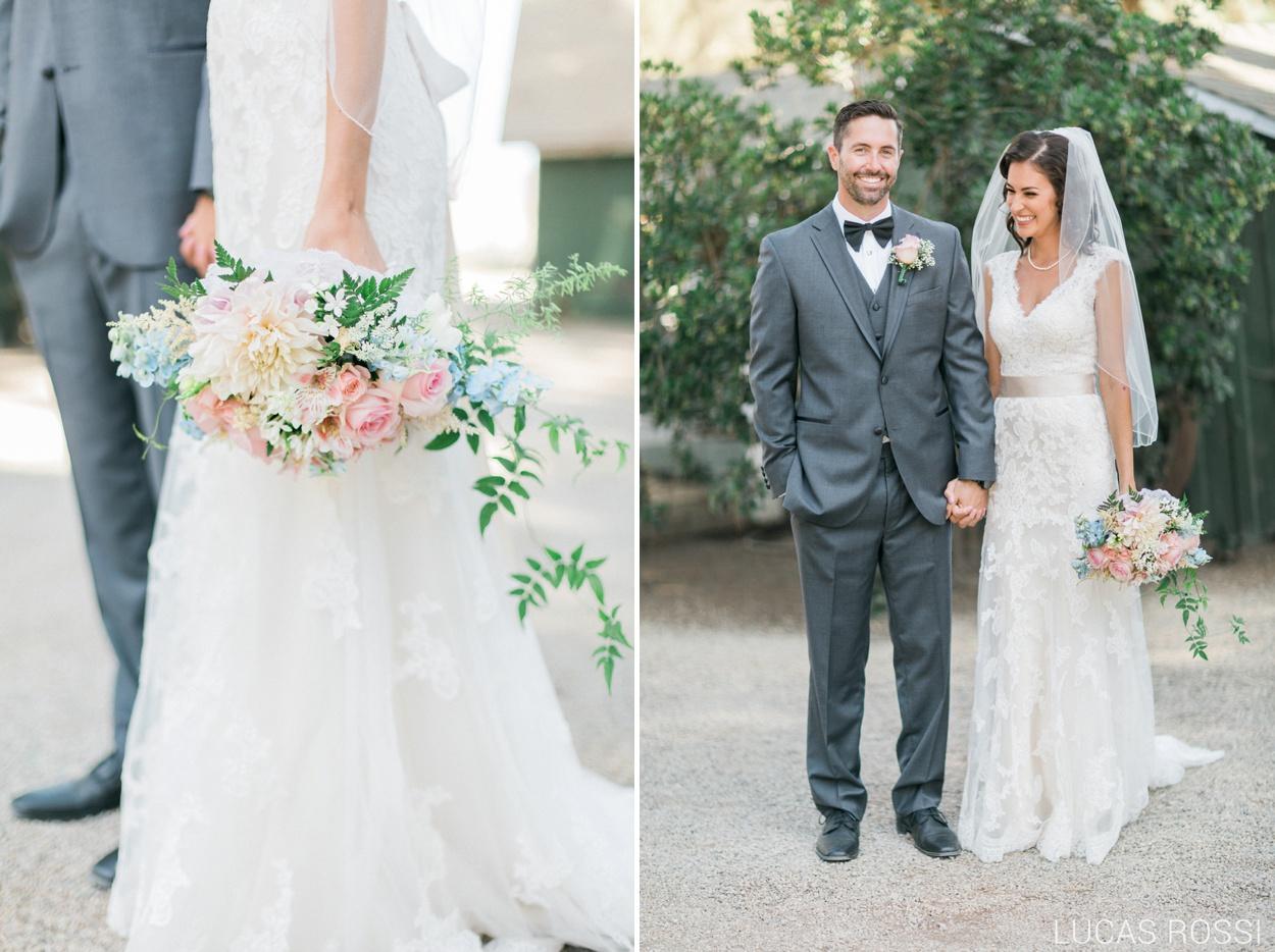Tarr steps wedding