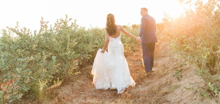 Gerry Ranch Wedding : Kelsey + Sam