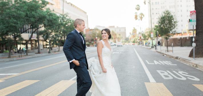 Carondelet House Wedding : Caitlin + Parker