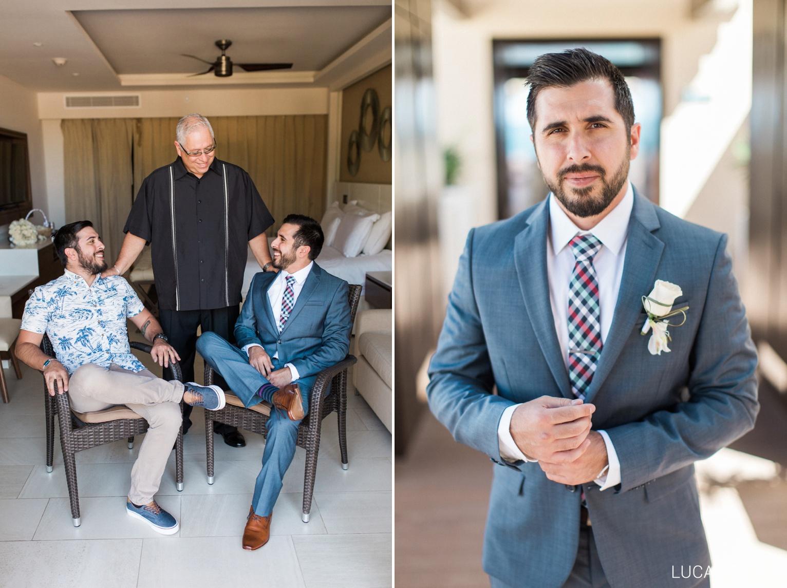 Cancun Wedding : Pam + Bryan - Lucas Rossi